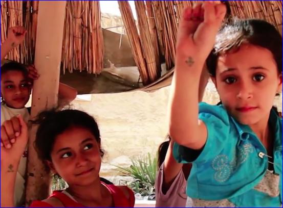 coptic Children